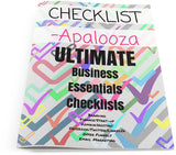 Checklist-apalooza: ULTIMATE Business Essential Checklists - Cynsational Resources
