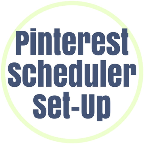 Pinterest Power-Up: Tailwind Set-Up Package - Cynsational Resources