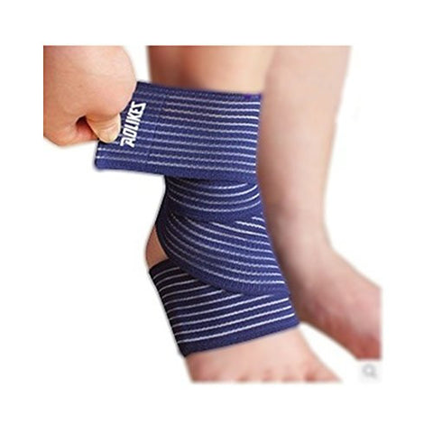 @Fedol Ankle Compression Wrap, Size: 27 1/2 x 3 Inches. One Count