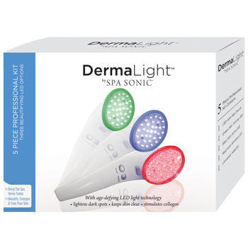 Derma Light LED Anti-Age Device by Spa Sonic by EpiCare, Ltd