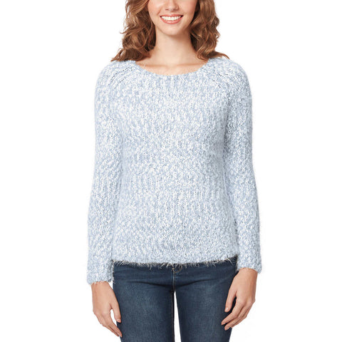 Buffalo David Bitton Womens Eyelash Sweater