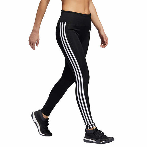 adidas Ladies' 3-Stripe Tight