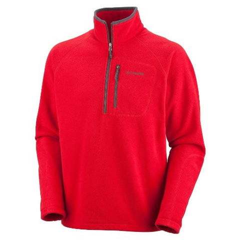 Columbia Men's Fast Trek II Half-Zip Fleece Jacket