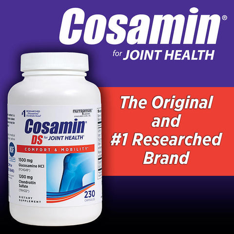 Cosamin® DS for Joint Health, 230 Capsules