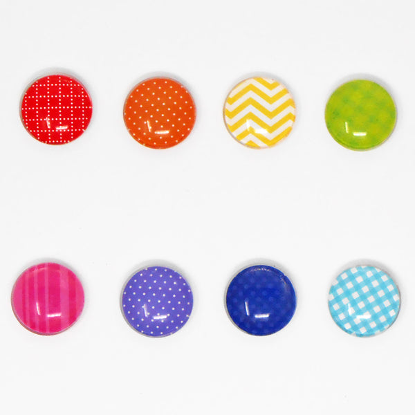Color Pop Dot Magnets