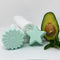 Avocado Mint: Fizzy Star or Flower Bath Bomb