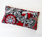 Ashley: Flax Seed Hot / Cold Pack | Microwavable Heating Pad and Ice Pack - Sew Colorful Designs