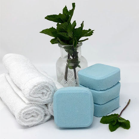 Mint Magic: 2 Pack Menthol Shower Steamers