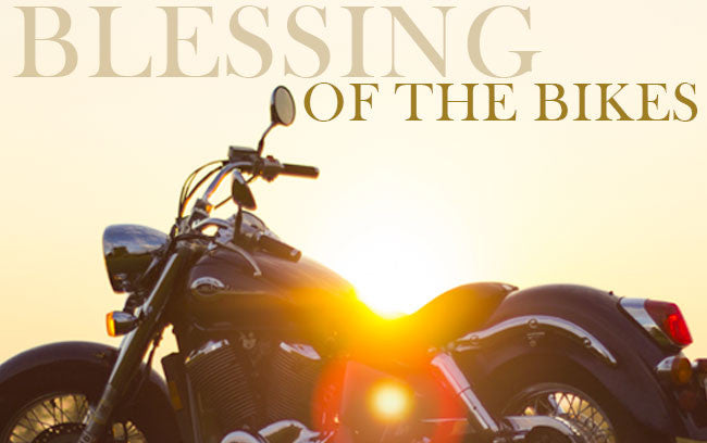 Bikers of Brooklyn - Bike Blessing