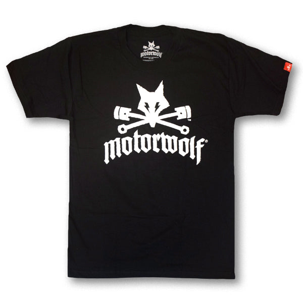 Motorwolf T-Shirt Black