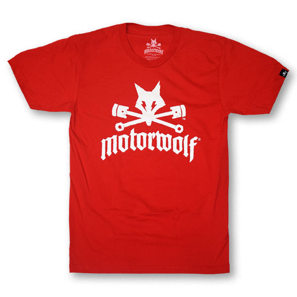 Motorwolf T-Shirt Red