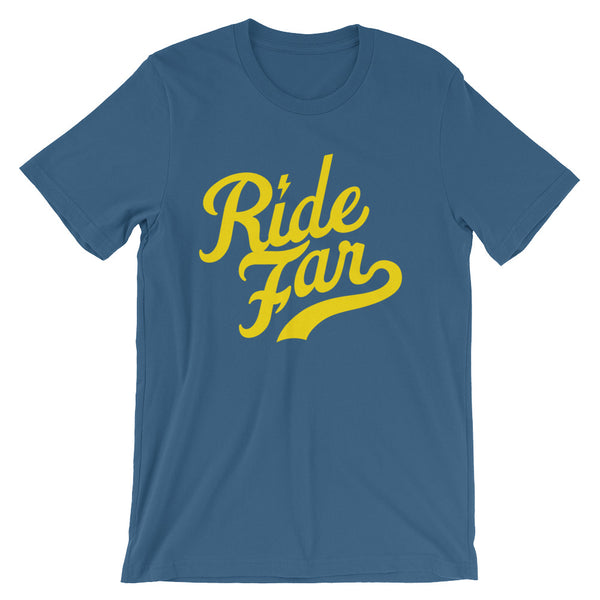 Ride Far T-Shirt - Multiple Colors