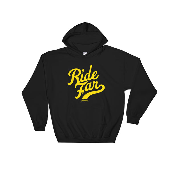 Ride Far Hooded Sweatshirt