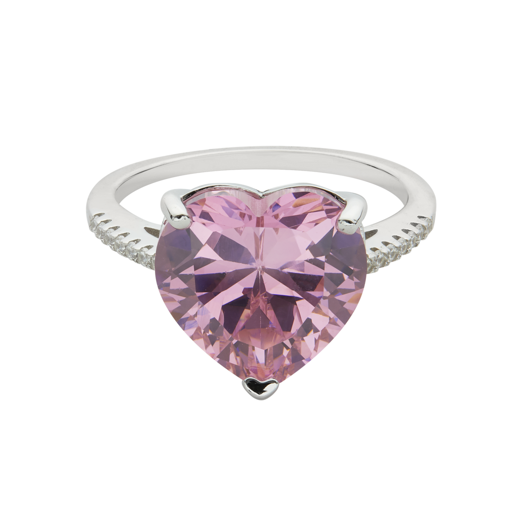 I HEART YOU RING | PINK