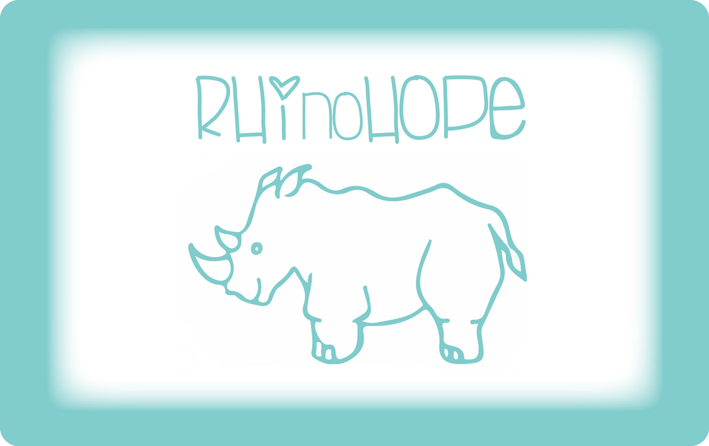 Enter to win 2 FREE RHInoHOPE stickers!
