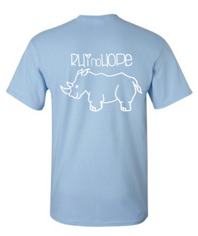 Light Blue Original T-Shirt