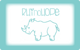 RHInoHOPE Stickers