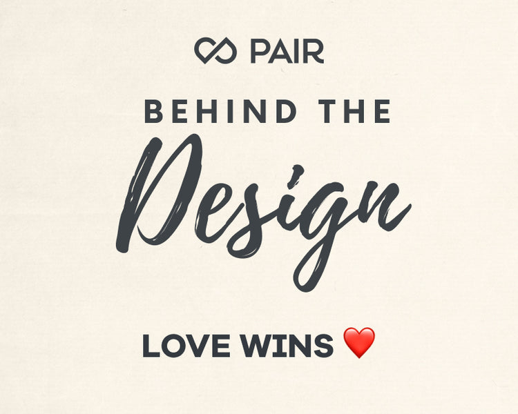Behind the Design: The Inside Scoop on the Limited Edition Love Wins Collection