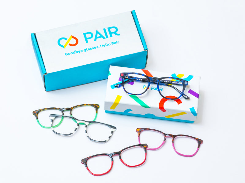 Healthy Vision Month with PAIR Eyewear