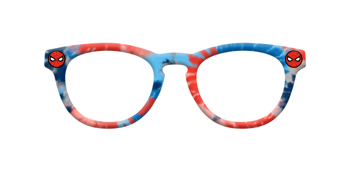 The Spider-Man Tie-Dye