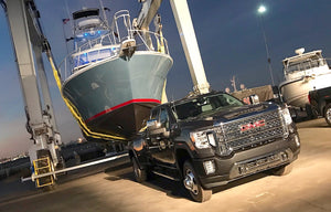 Watch the 2020 GMC Sierra Heavy Duty Tow 225,000 Lbs: