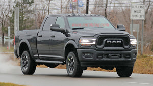 2020 Ram 2500 Power Wagon caught completely undisguised