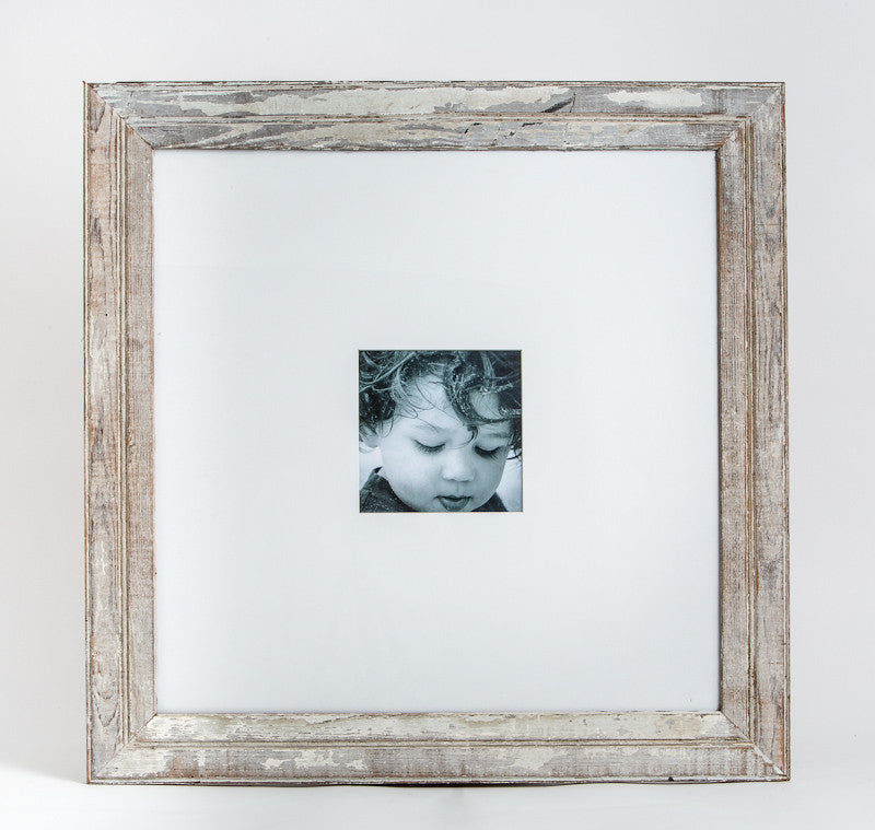 Bead Board Frame 30x30 – Face to Face Home