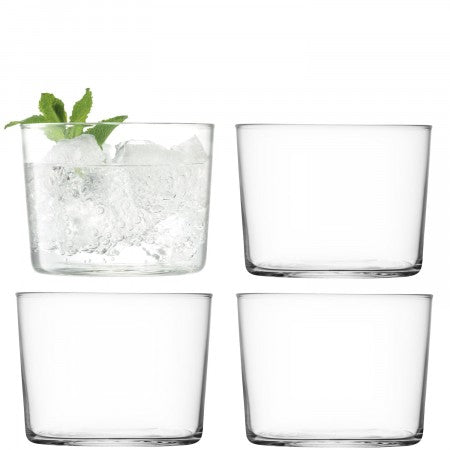 Small Tumbler-set of 4