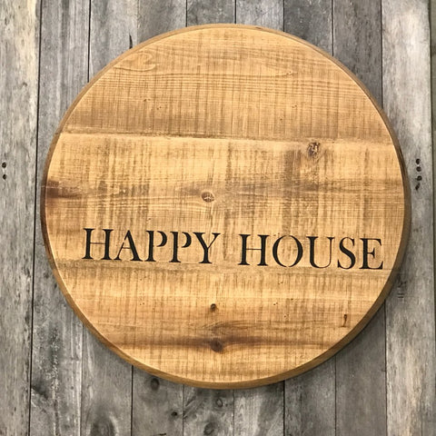 """HAPPY HOUSE"""