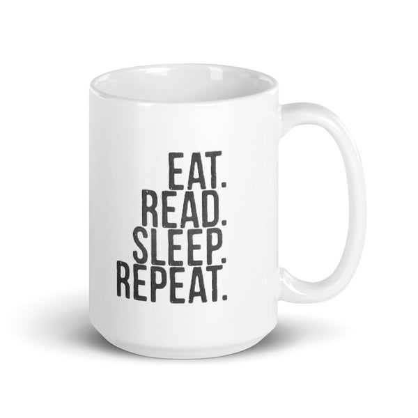 Eat Read Sleep Repeat