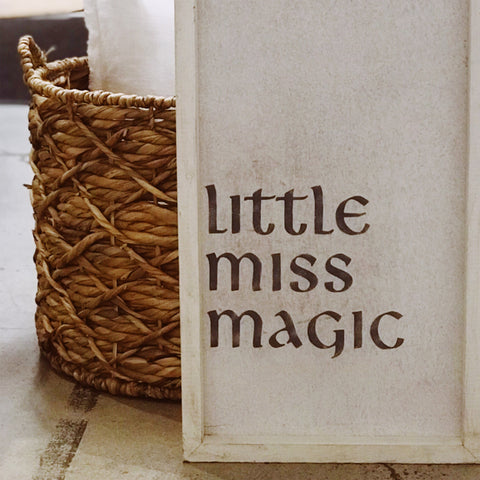 """Little Miss Magic"""