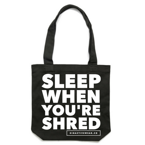 Shed Gym Tote