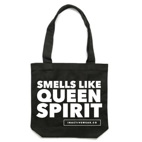 Queen Spirit Gym Tote - Inactive Wear