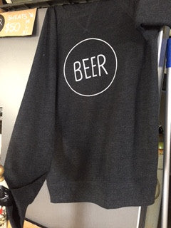 """BEER"" Sweatshirt unisex"