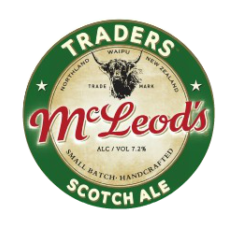 Traders Scotch Ale (7.2% ABV)
