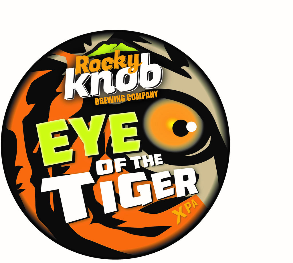Eye of the Tiger XPA (4.70% ABV)