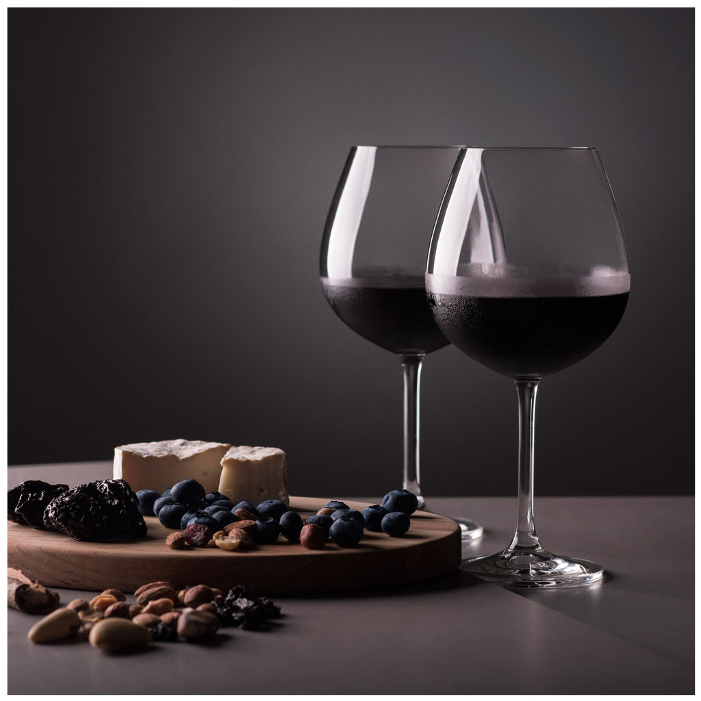 RÖD Wine Red Wine Glasses