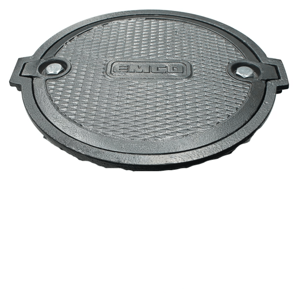 Cast iron manhole cover and frame Other Building Materials ...
