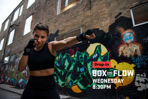 BOX&FLOW: Wednesday 8:30pm - Drop in