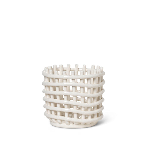 Ceramic Baskets