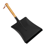Dust Pan, Black