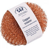 Copper Pot Scrubber Set