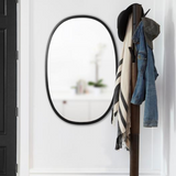 Hub Oval Wall Mirror