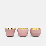 Kin Candleholder, Set of 3