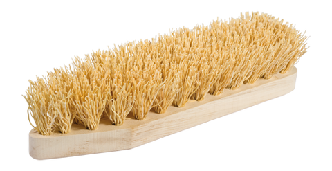 Scrub Brush, Extra Stiff Root Fibre