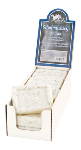 Sheep Milk Soap, Men's Fragrance
