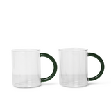 Still Mugs, set of 2
