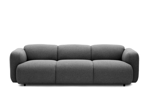 Swell Sofa & Armchair