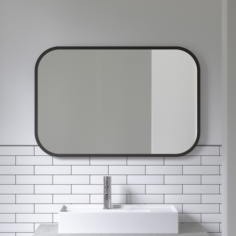 Hub Rectangular Wall Mirror