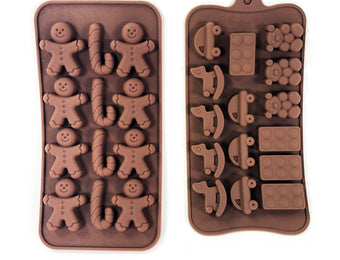Silicone Candy Molds